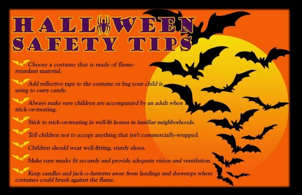 Halloween Safety Tips - Baron Holdings Real Estate - Turning your ...