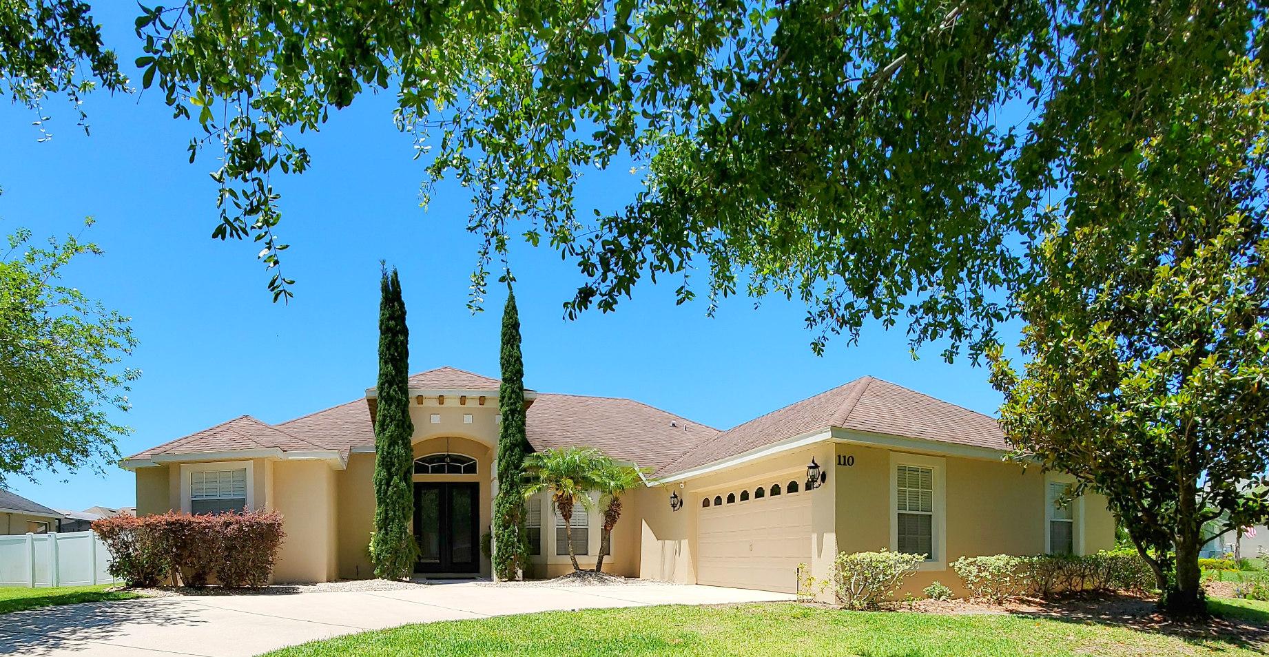 110 Onyx Court, Auburndale, FL 33823-8714